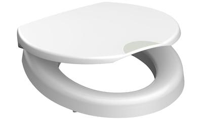 SCHÜTTE WC - Sitz »Vital«, mit Absenkautomatik kaufen