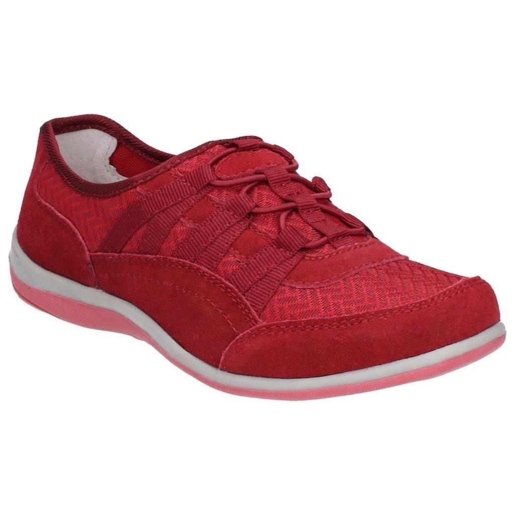 Fleet & Foster Slip-On Sneaker »Damen Slip-On-Sneaker Dahlia mit Wildleder«