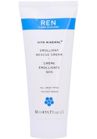 """Ren Feuchtigkeitscreme """"Vita Mineral Emollent Rescue Cream"""" kaufen"""