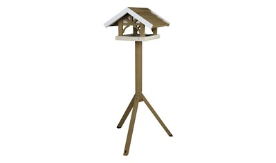 TRIXIE Vogelhaus »Giebel«, grau/braun, mit Standbein, B/T/H: 45/44/125 cm kaufen