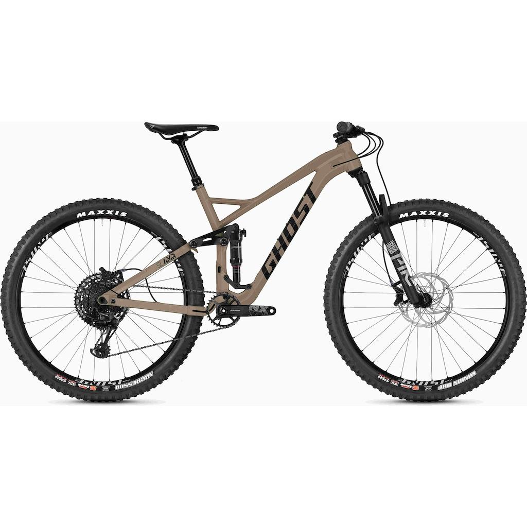 Ghost Mountainbike »Slamr 4.9 AL U«, 12 Gang SRAM GX Eagle 12-S Schaltwerk, Kettenschaltung
