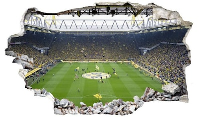 Wall-Art Wandtattoo »Borussia Dortmund Fan Choreo« kaufen