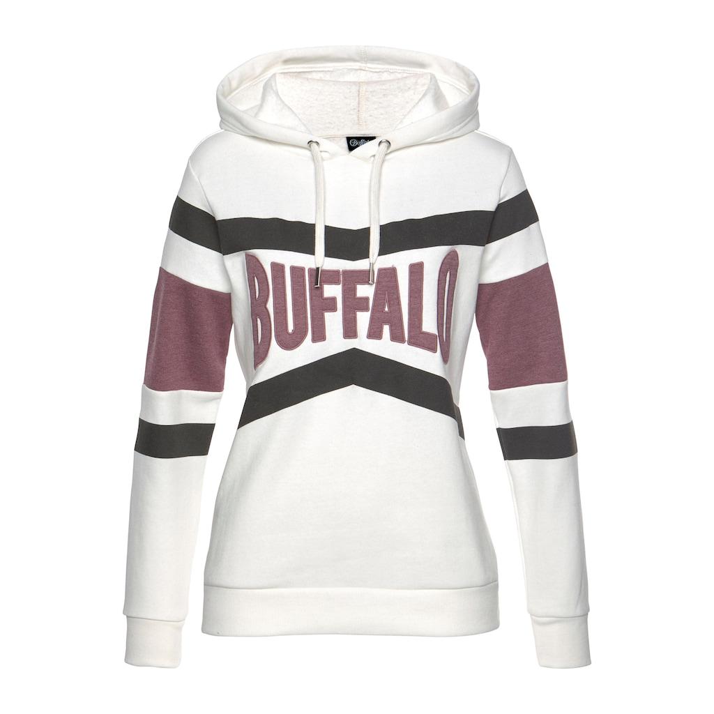 Buffalo Kapuzensweatshirt
