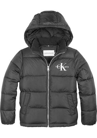 Calvin Klein Jeans Winterjacke »ESSENTIAL PUFFER« kaufen