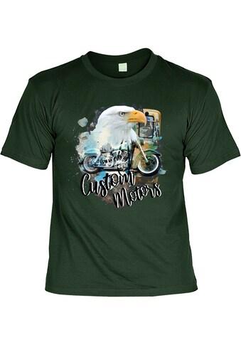 Der Trachtler T-Shirt im bequemen Schnitt kaufen