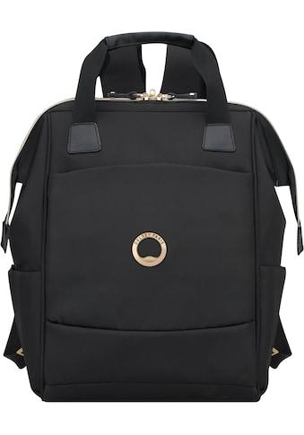 Delsey Laptoprucksack »Montrouge, black« kaufen