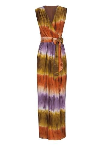 Nicowa Modisches Maxikleid NORELA mit Batik - Design kaufen