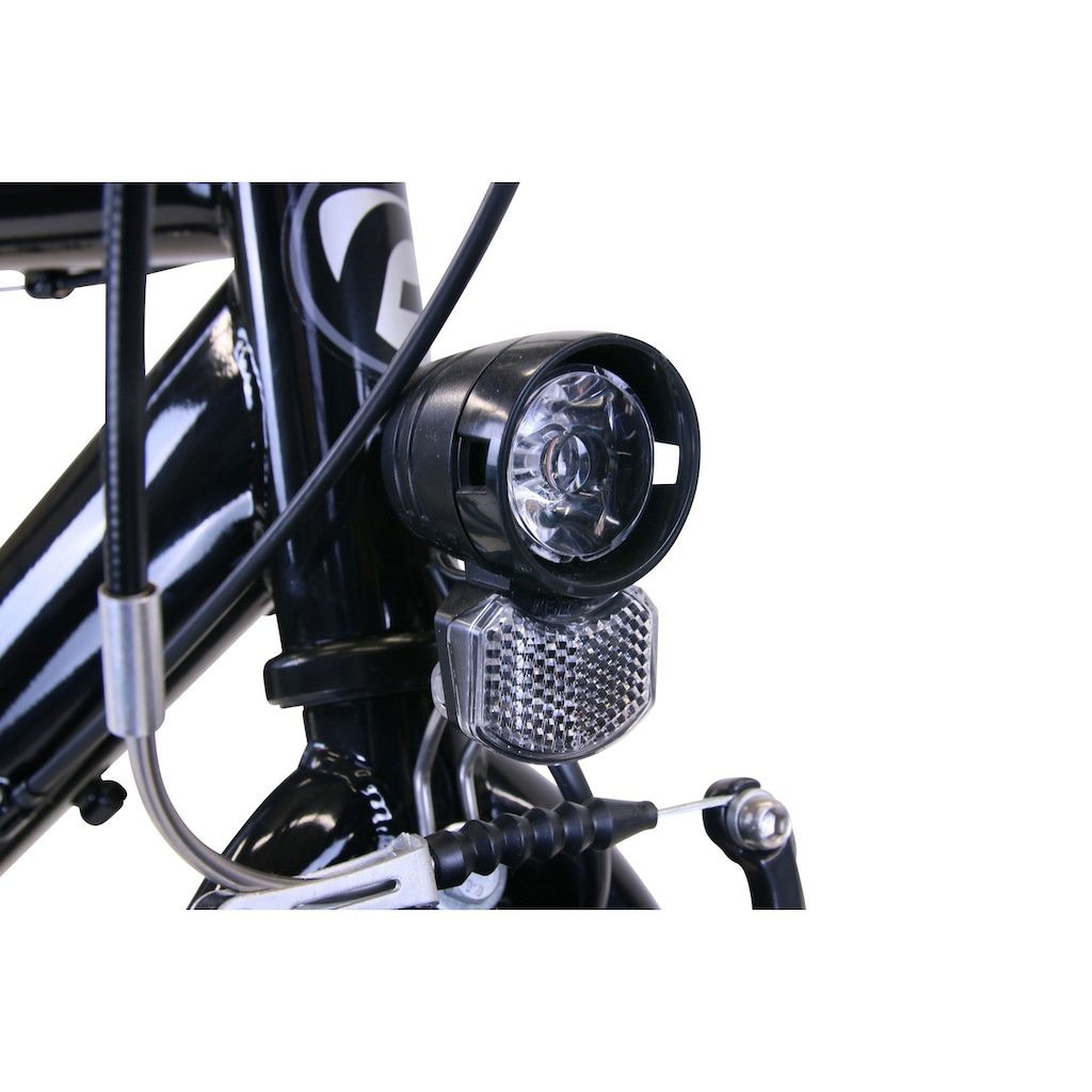 Performance Cityrad, 6 Gang, Shimano, TOURNEY TZ 500 Schaltwerk, Kettenschaltung