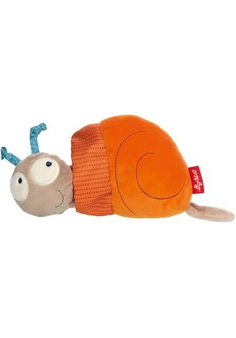Sigikid Kuscheltier »Rattelschnecke«, mit Vibrationsmechanismus kaufen