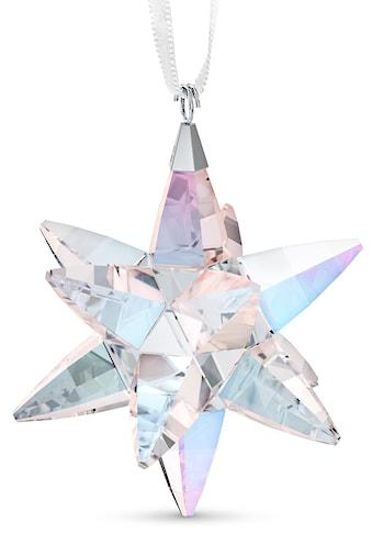 Swarovski Dekofigur »Stern Ornament, Shimmer, mittel, 5545450«, Swarovski® Kristall kaufen