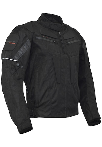 roleff Motorradjacke »RIGA«, Mit Sicherheitsstreifen kaufen
