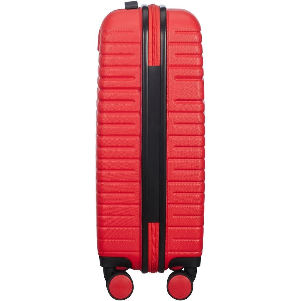American Tourister® Hartschalen-Trolley »Aero Racer, 55 cm, poppy red«, 4 Rollen