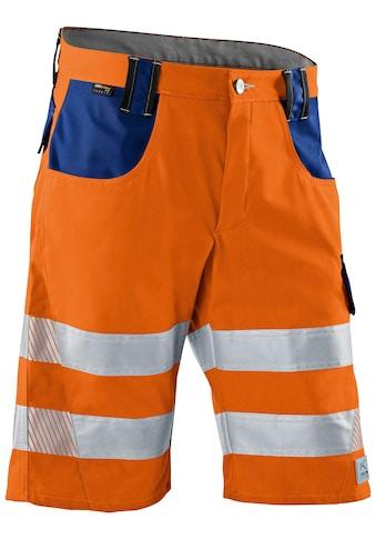 KÜBLER Arbeitsshorts »REFLECTIQ Shorts« kaufen