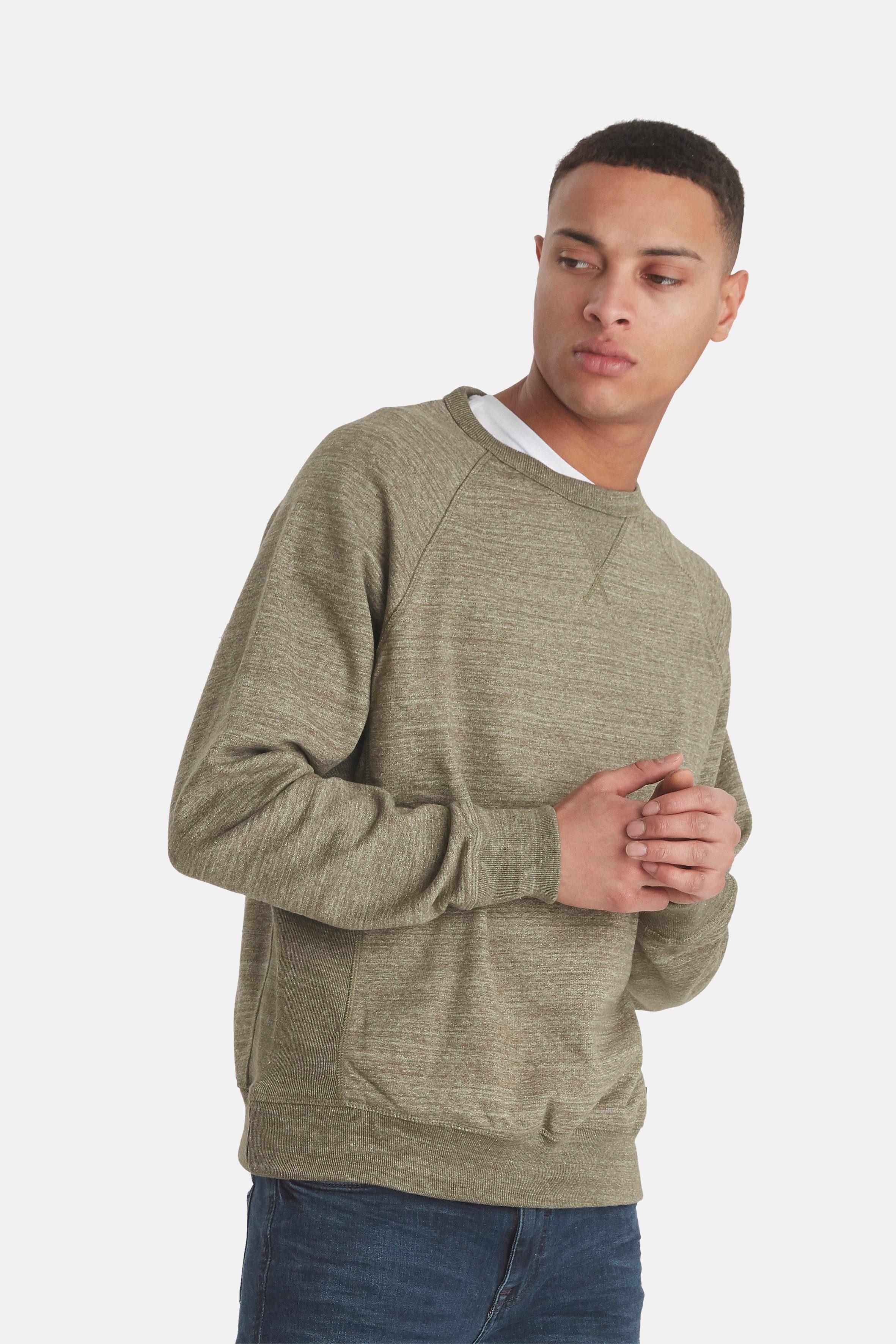 Blend Sweatshirt | Bekleidung > Sweatshirts & -jacken > Sweatshirts | Grün | Jeans | BLEND