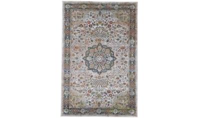 carpetfine Teppich »Vintage Lindo«, rechteckig, 8 mm Höhe, Orient Vintage Look kaufen