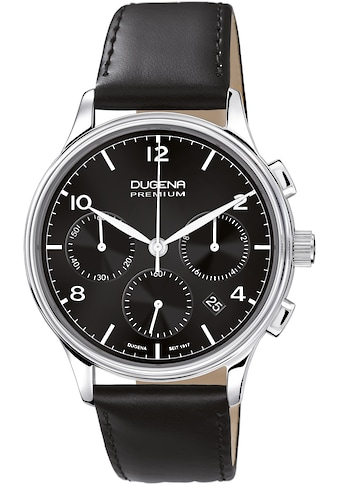 Dugena Chronograph »Minor Chrono  -  Traditional Classic, 7000243« kaufen