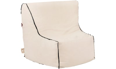 OUTBAG Sitzsack »Piece w/zipper Plus«, wetterfest, für den Außenbereich, BxT: 90x115 cm kaufen