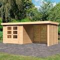 Karibu Gartenhaus »Arnis 3«