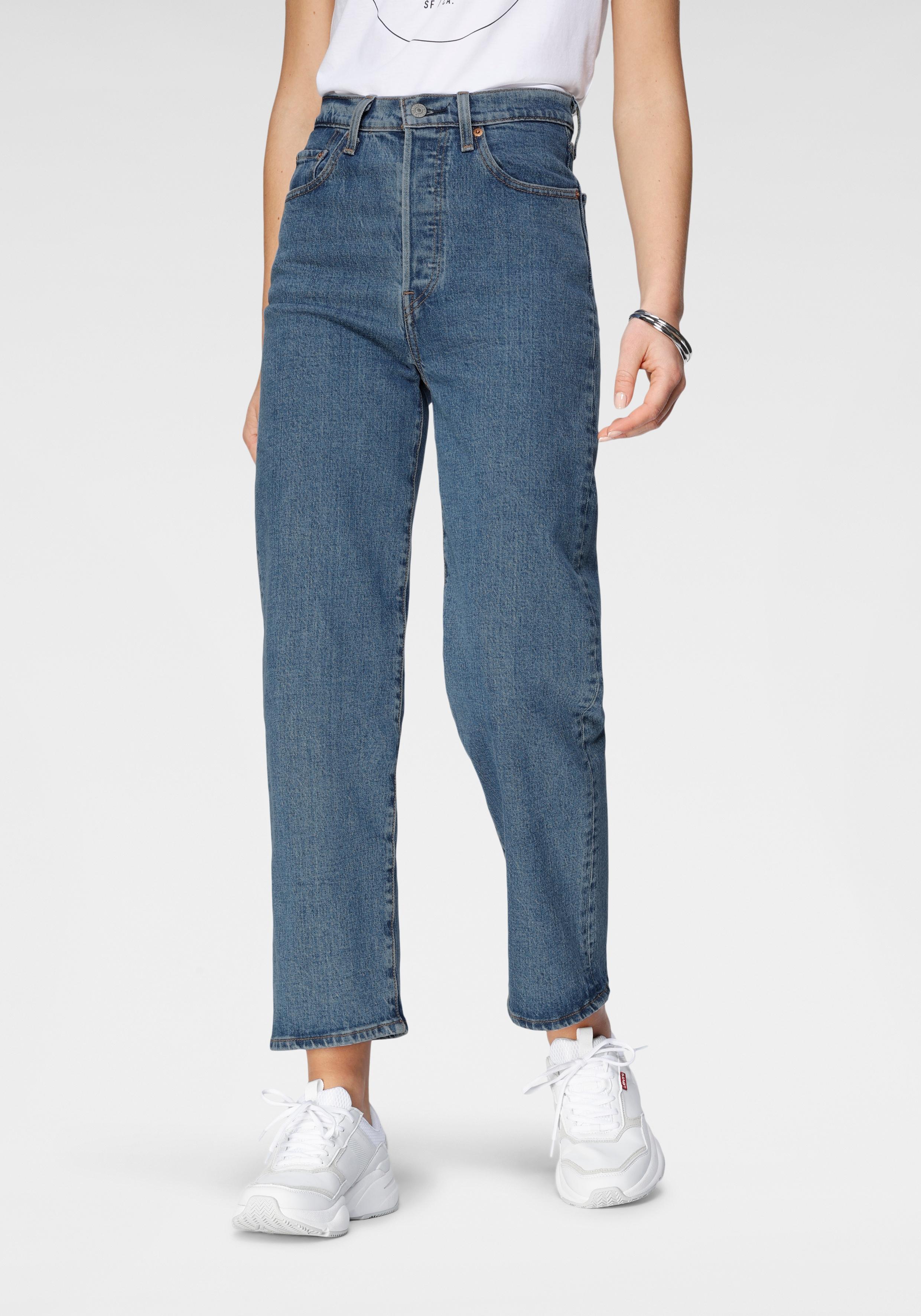 levis - Levi's 5-Pocket-Jeans by GNTM, mit Knopfleiste