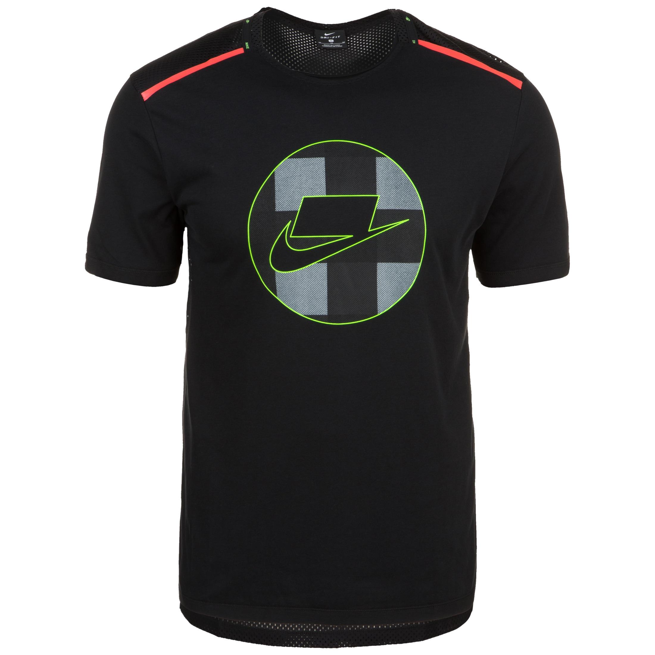 Nike Laufshirt Wild Run   Sportbekleidung > Sportshirts > Laufshirts   Nike