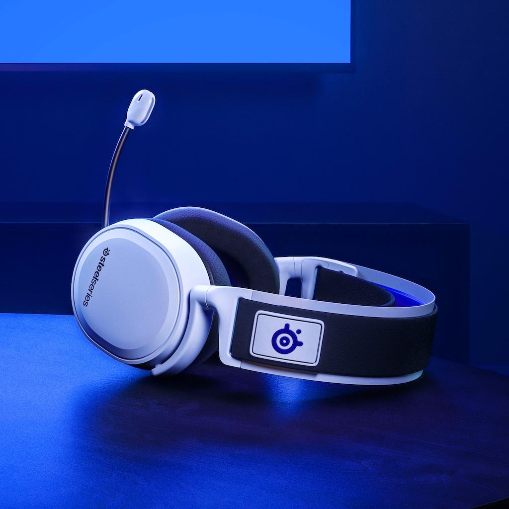 SteelSeries Kopfhörer »Arctis 7P«, WLAN (WiFi), Rauschunterdrückung
