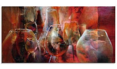 Artland Glasbild »Party«, Arrangements, (1 St.) kaufen