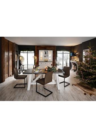 Quadrato Esstisch »Landry«, mit schöner Holzoptik kaufen