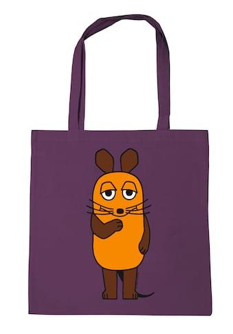 LOGOSHIRT Schultertasche mit Sendung mit der Maus-Logo kaufen