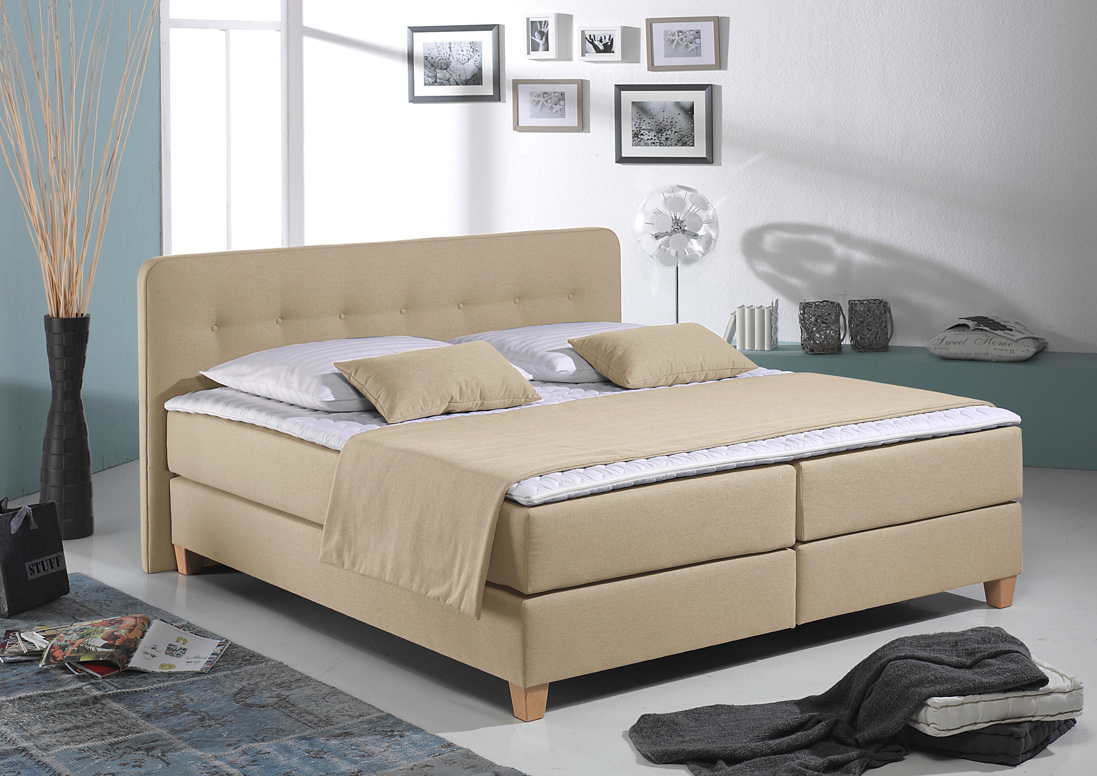 Ansprechende Optik und individueller Schlafkomfort - beides bietet das Boxs günstig online kaufen