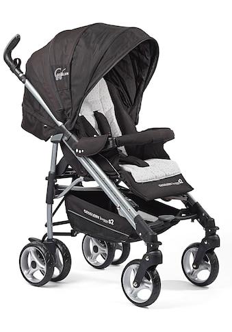 Gesslein Kinder-Buggy »S2, Stern«, mit schwenkbaren Vorderrädern; Made in Germany;... kaufen