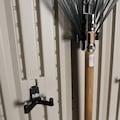 LIFETIME Set: Kunststoffhaus »Texas«, BxT: 381x239 cm, inkl. Fußboden, Regale und Werkzeugtasche