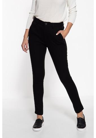 ATT Jeans Stretch-Hose »Ruby«, mit seitlichem Streifen kaufen