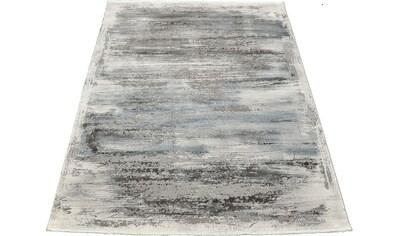 merinos Teppich »Craft 23271«, rechteckig, 12 mm Höhe, Wohnzimmer kaufen