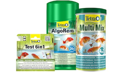 Tetra Teichpflege, Wassertest, AlgoRem 1 Liter, MultiMix 1 Liter kaufen