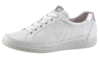 Gabor Sneaker, mit modischer Ziersteppung kaufen
