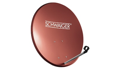 SCHWAIGER Sat - Spiegel, Stahl Offset Antenne (55cm) »SPI550 - Serie« kaufen