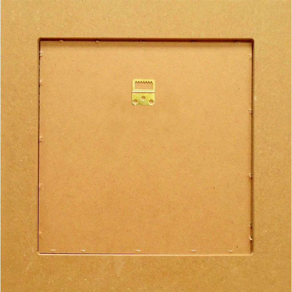 Home affaire Kunstdruck »Andres: Silver framed cherry blossoms«, 81/60 cm