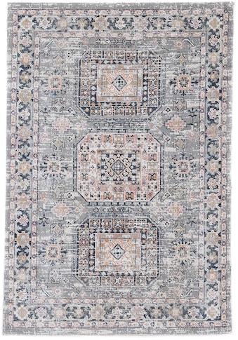 carpetfine Teppich »Omen_3«, rechteckig, 3 mm Höhe, Orient Vintage Look kaufen