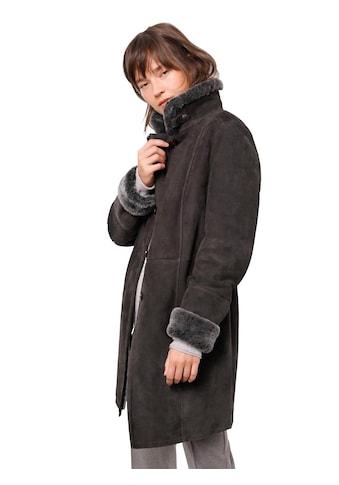 Mainpol Lamm - Nappa - Jacke innen mit Fell kaufen
