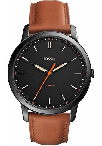 Fossil Quarzuhr »THE MINIMALIST 3H, FS5305« kaufen
