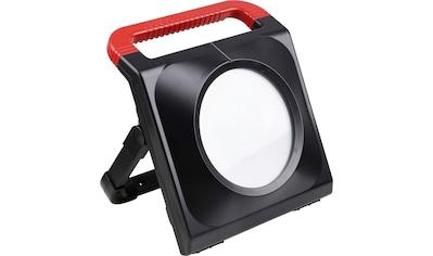 meister LED Baustrahler, 80 W, 150 LEDs, mit 2 Schuko-Steckdosen kaufen