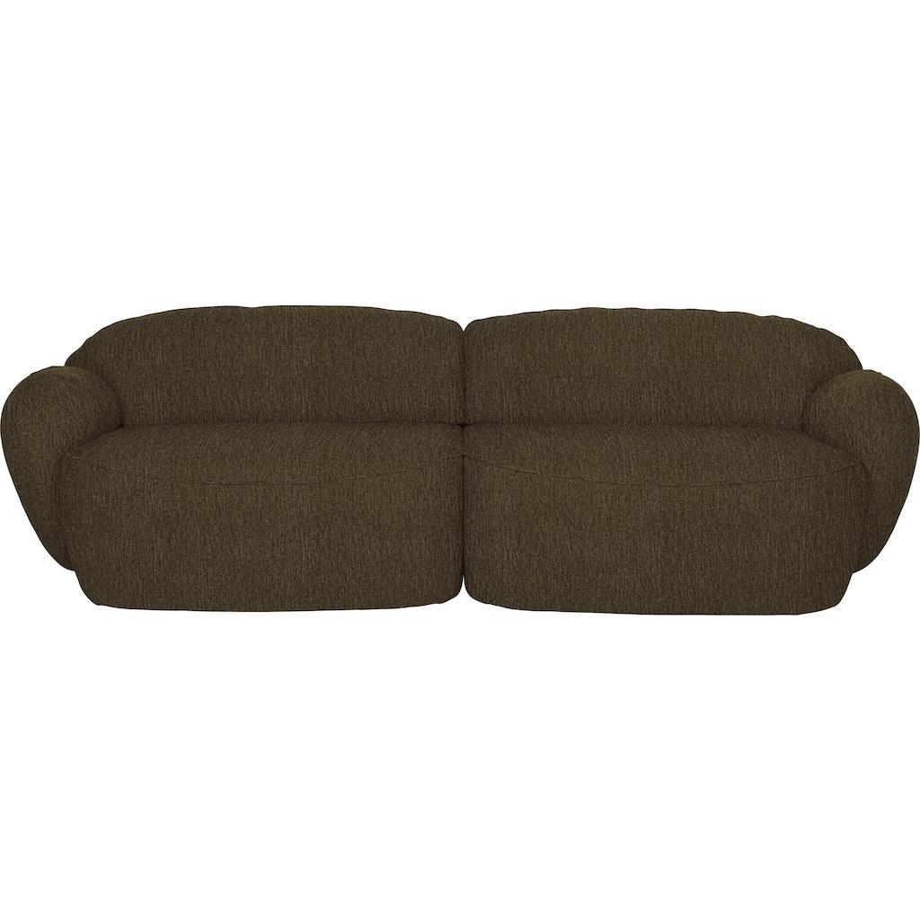 furninova 2,5-Sitzer »Bubble«, komfortabel durch Memoryschaum, im skandinavischen Design