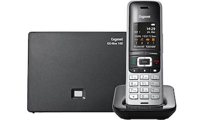 Gigaset »S850 A« Schnurloses DECT - Telefon (Mobilteile: 1, Bluetooth) kaufen
