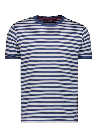 East Club London Rundhalsshirt, in tollem Ringel-Design kaufen