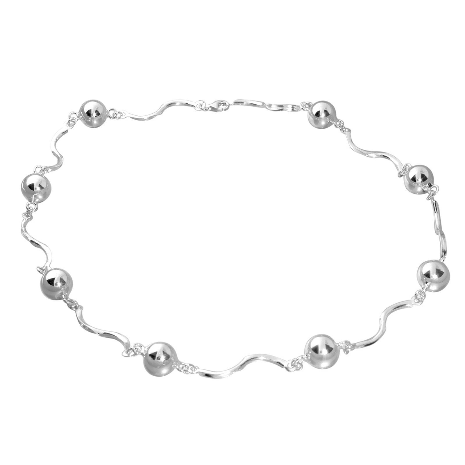 OSTSEE-SCHMUCK Gliederkette Livs Silber 925/000   Schmuck > Halsketten > Gliederketten   Ostsee-Schmuck