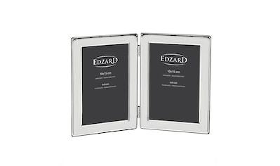 EDZARD Bilderrahmen »Salerno«, für 2 Fotos, 10x15 cm kaufen