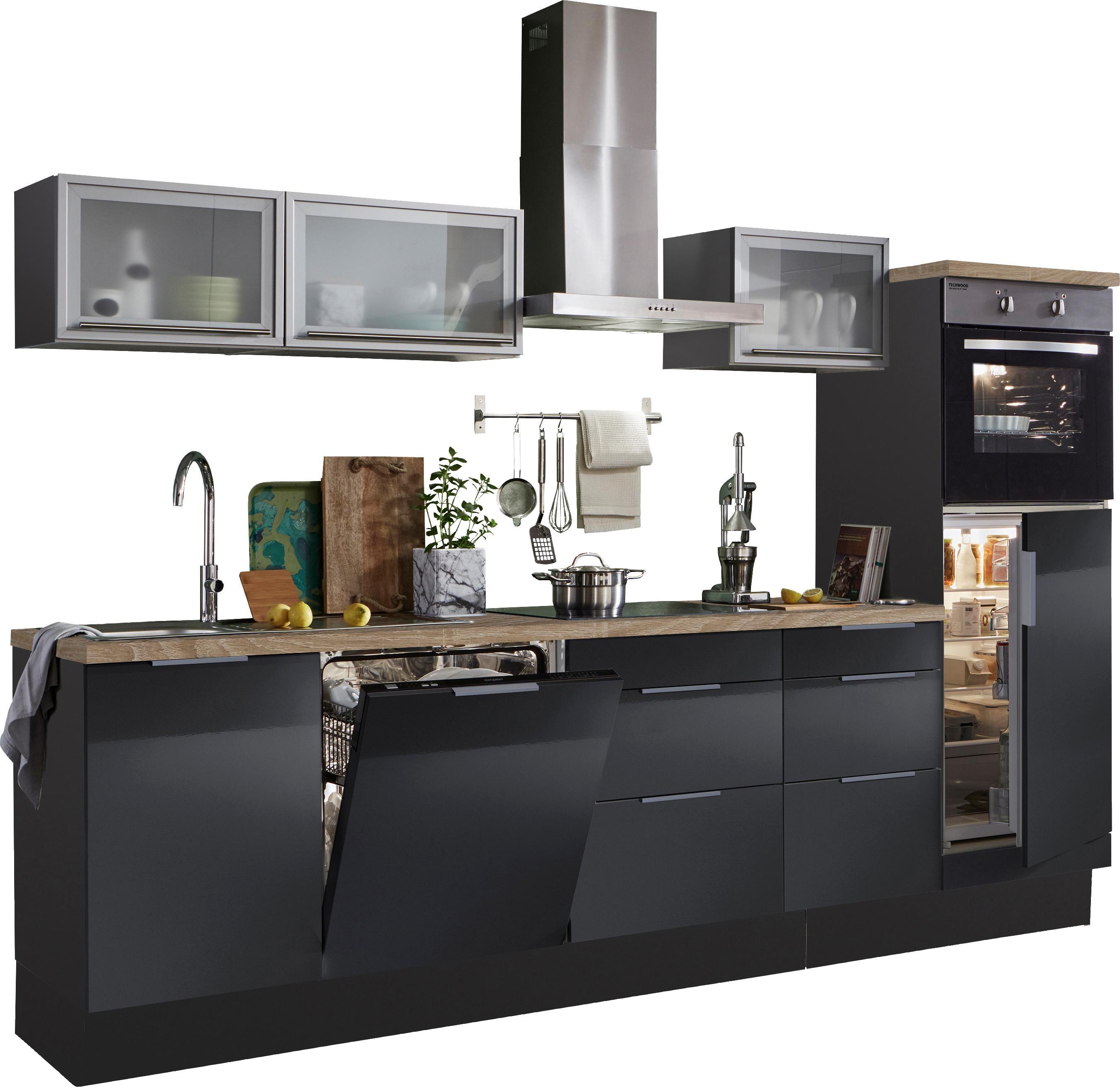Optifit Küchenzeile Ohne E Geräte Tara Breite 240 Cm Kaufen Baur