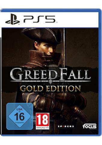 Focus Spiel »GreedFall - Gold Edition«, PlayStation 5 kaufen