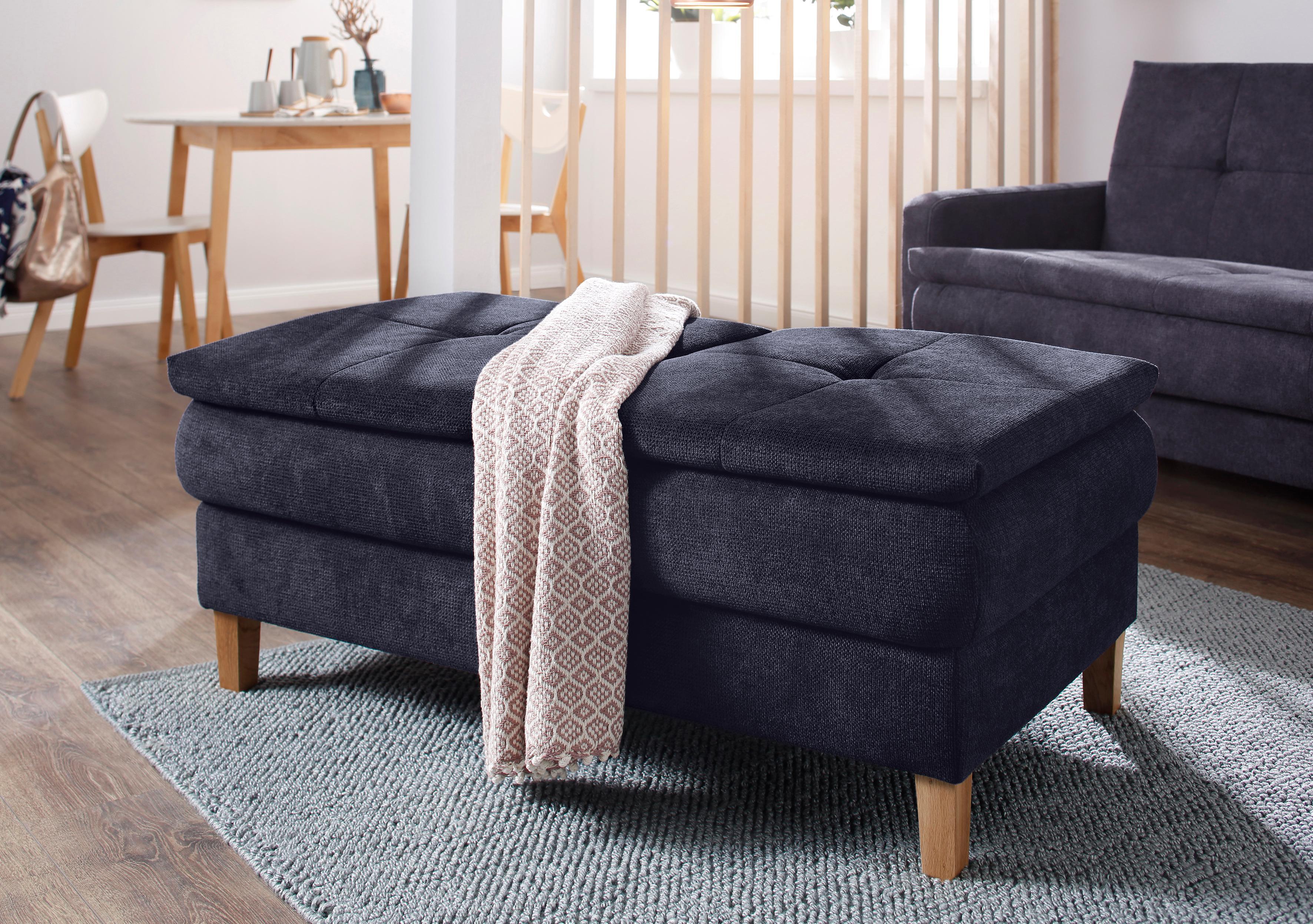Home affaire Hocker Snap umfunktion zum Sessel möglich