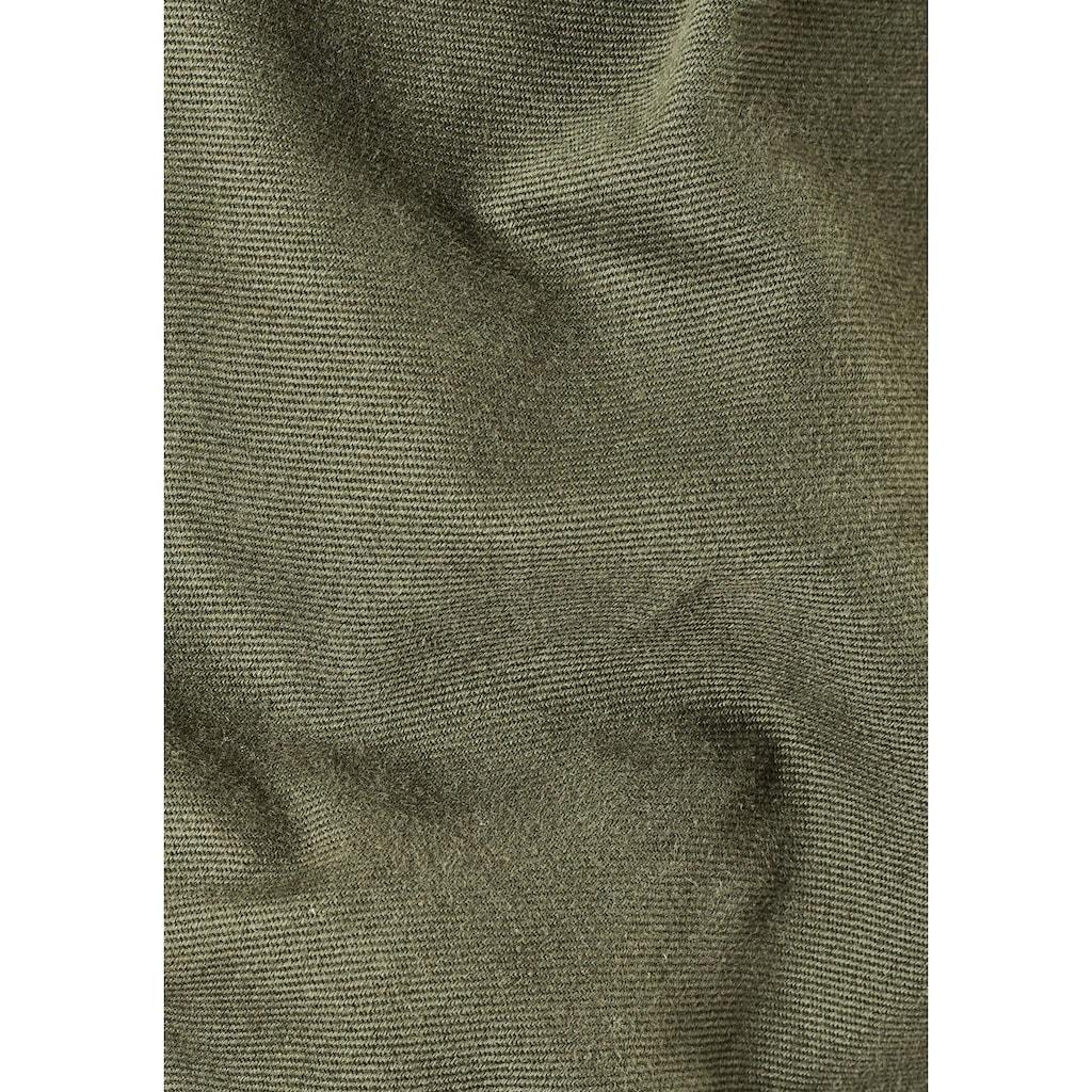 G-Star RAW Cargohose »Blossite G-Shape Army High Skinny Hose«, mit aufgesetzten Pattentaschen m. Druckknopf am Oberschenkel